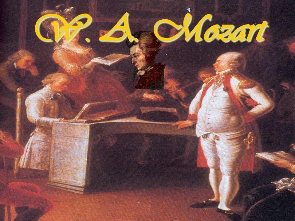 24 W. A. Mozart