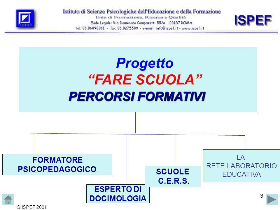 3 PERCORSI FORMATIVI ESPERTO DI DOCIMOLOGIA FORMATORE PSICOPEDAGOGICO SCUOLE C.E.R.S.