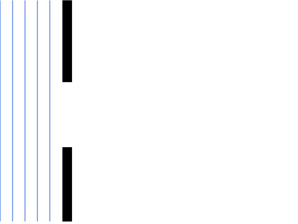schermoschermo P Quando questo segmento è uguale a n in P si avrà un massimo dato che le due sorgenti rosse faranno arrivare in P onde in fase E saranno in fase anche le onde provenienti dalle due sorgenti verdi Così come quelle provenienti dalle due blu e così via...