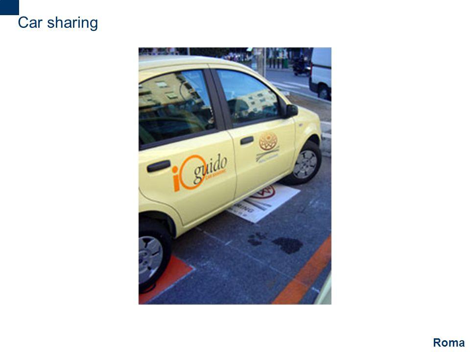 2 Car sharing Roma