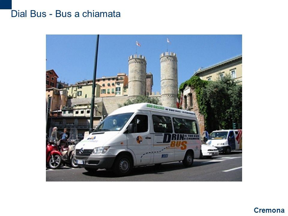 2 Dial Bus - Bus a chiamata Cremona