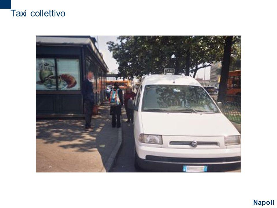 2 Taxi collettivo Napoli
