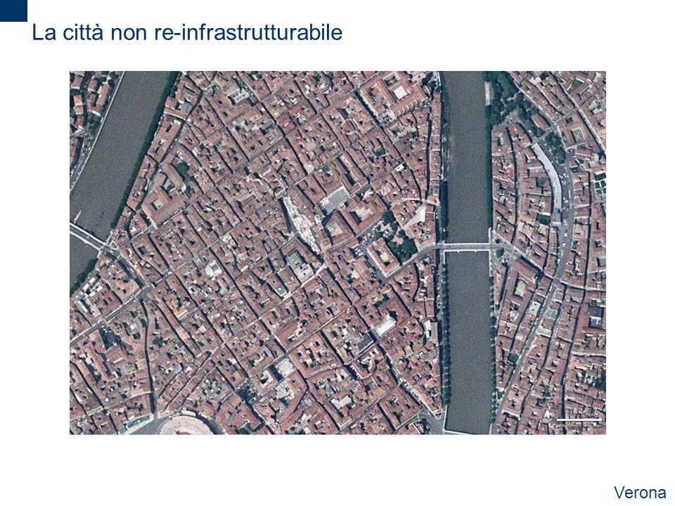 2 La città non re-infrastrutturabile Verona