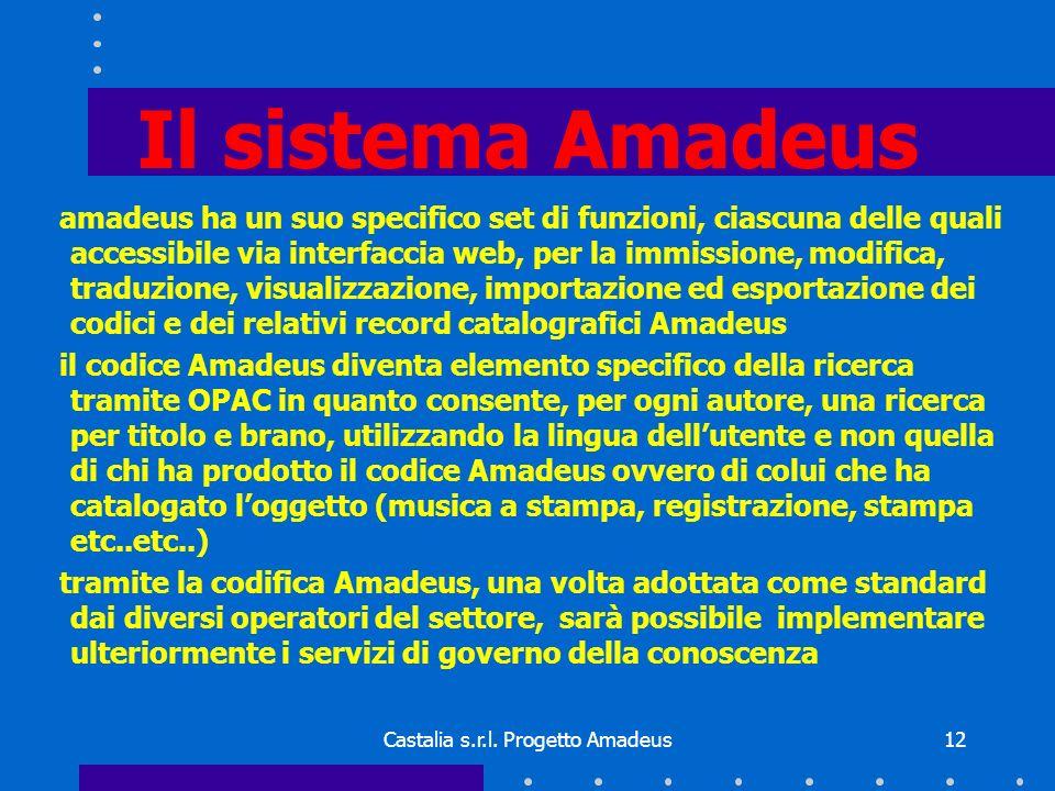 Castalia s.r.l.