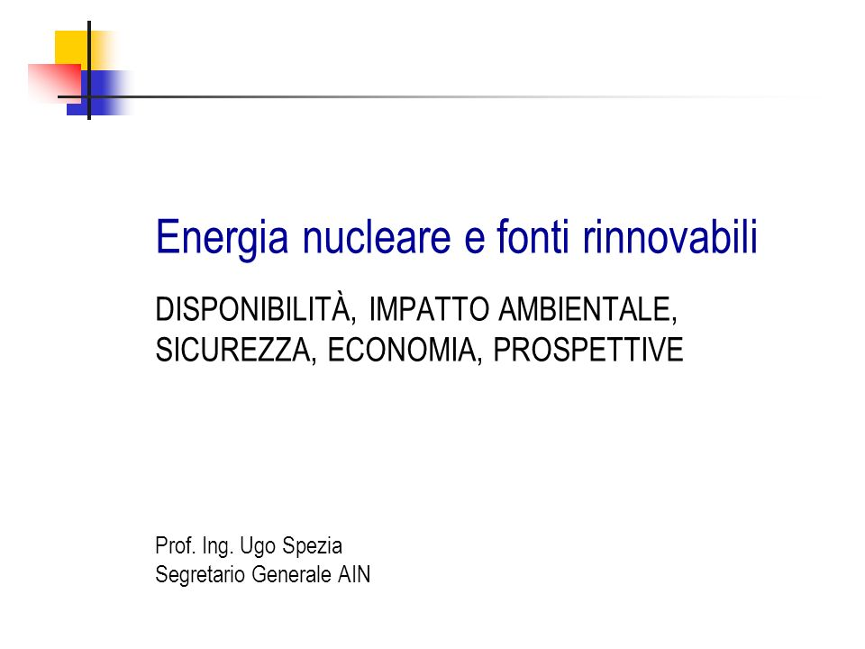 Le politiche di incentivazione Aggiornamento PEN 1988 Nuovi obiettivi delle FER per lanno 2000 600 kW di potenza eolica installata Provvedimenti attuativi del PEN 88 sono le leggi n.