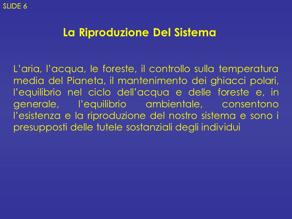 Unep: Climate Change Science Compendium 2009 SLIDE 24 LUNEP ha recentemente pubblicato il Climate Change Science Compendium 2009: la concentrazione di CO 2 sta aumentando rapidamente per tre ragioni: - crescita delleconomia mondiale - crescita della carbon intensity della produzione mondiale - decremento della efficienza dei CO 2 sinks negli oceani e nelle foreste in absorbing anthropogenic emissions