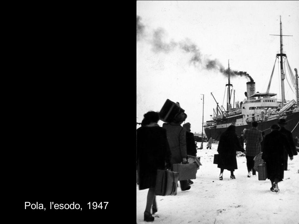 Pola, l'esodo, 1947