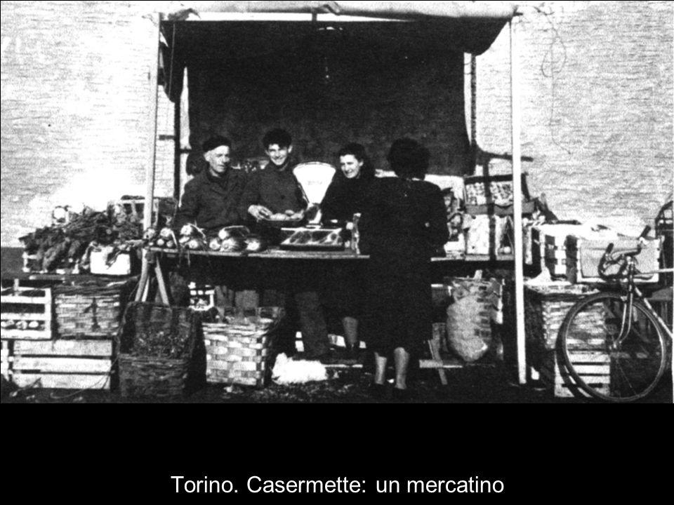 Torino. Casermette: un mercatino