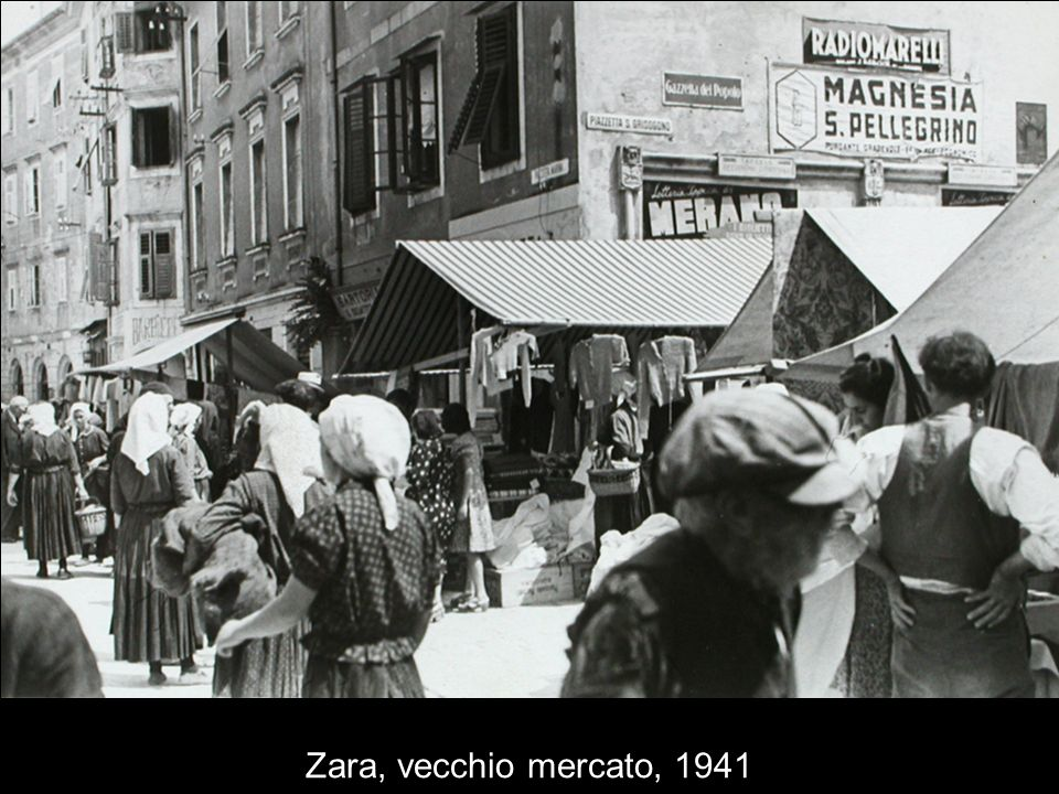Zara, donne della campagna, 1941