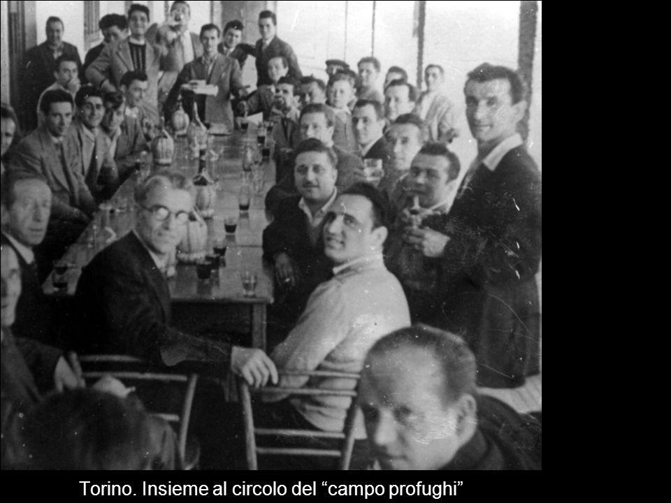 Torino. Insieme al circolo del campo profughi