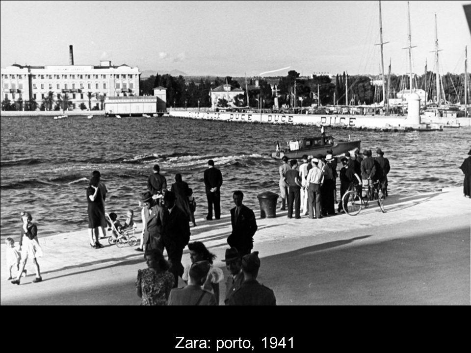 Zara: porto, 1941