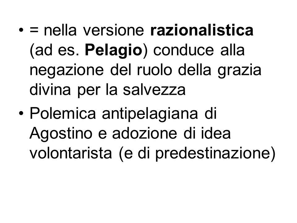 Soluzione di Tommaso dAquino Avviene a partire dal recupero dellaristotelismo (v.