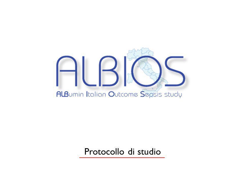 Protocollo di studio