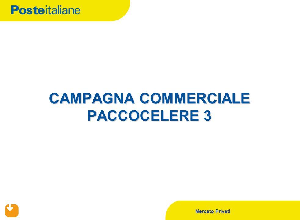 Mercato Privati CAMPAGNA COMMERCIALE PACCOCELERE 3