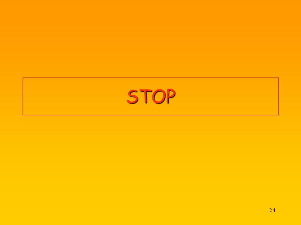 24 STOP