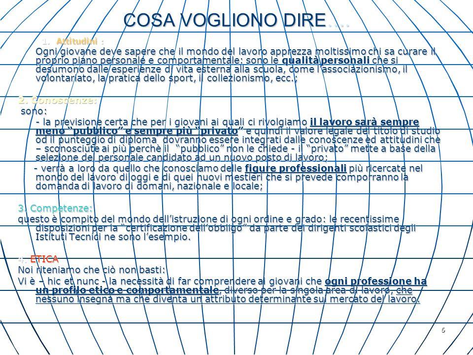 27 Professionalità ricercate sul mercato del lavoro locale Il settore della marineria ( armamento mercantile privato ) ha contraddistinto da sempre la Campania.