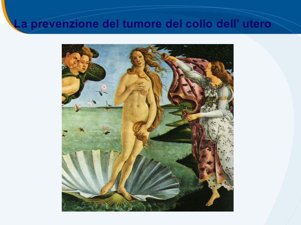 La prevenzione del tumore del collo dell utero