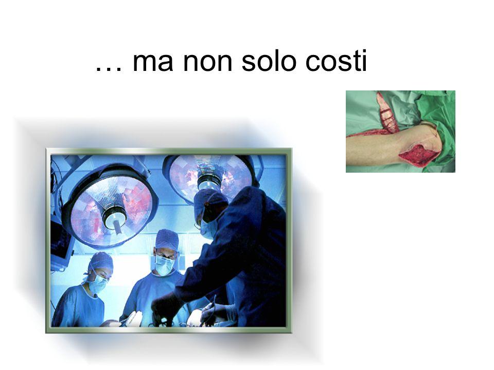 … ma non solo costi