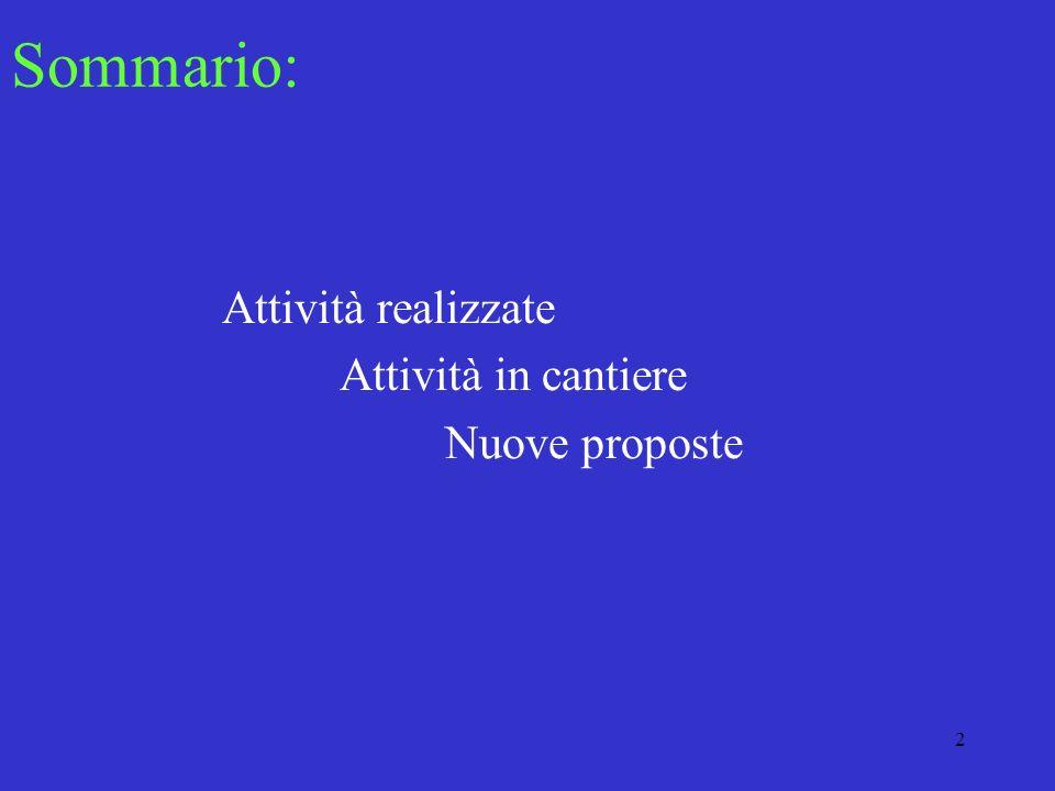13 Dati relativi agli alunni Italiani che hanno sostenuto due prove (871 soggetti) Gli ESITI