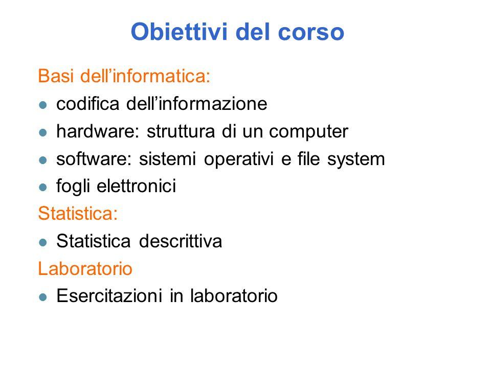 Rappresentazione delle informazioni allinterno dei computer l I computer usano una codifica binaria.