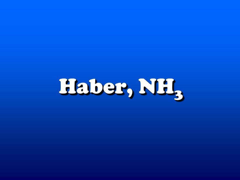 Haber, NH 3