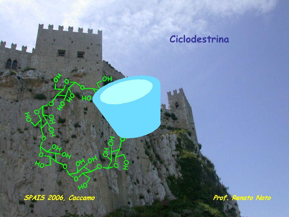 Ciclodestrina Prof. Renato NotoSPAIS 2006, Caccamo