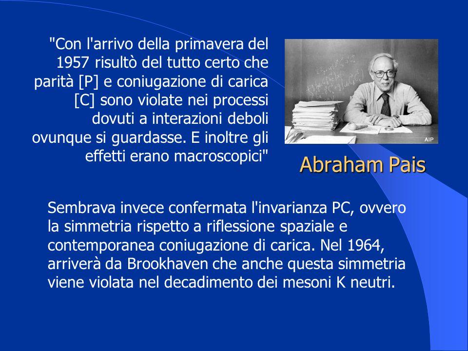 Abraham Pais