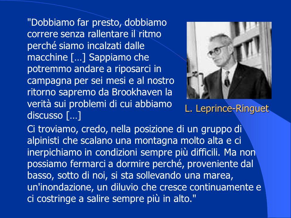 L. Leprince-Ringuet