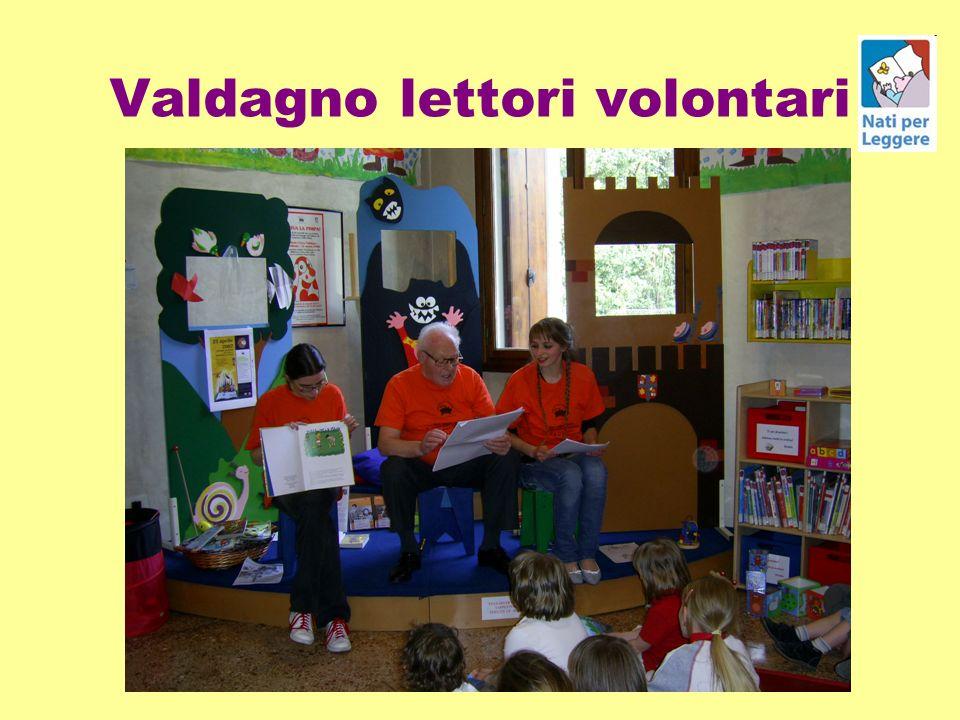 Valdagno lettori volontari