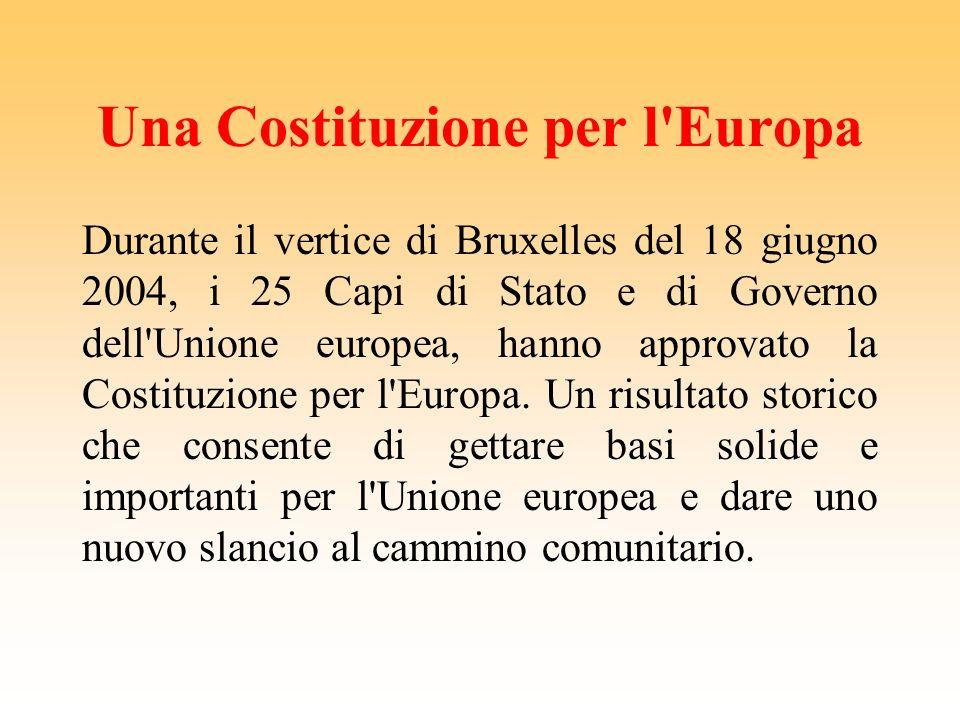Perché lEuropa sta rinunciando alla storia? Prof. Marco Bartoli Le incertezze dellistruzione Corso di aggiornamento per insegnanti Facoltà di Scienze