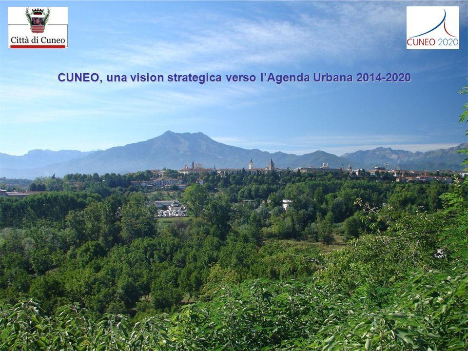 CUNEO, una vision strategica verso lAgenda Urbana 2014-2020