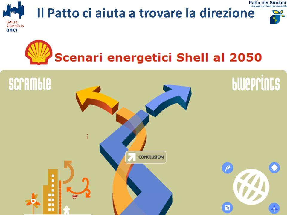 Il Patto ci aiuta a trovare la direzione 9/9/2013Calderara verso il PAES5