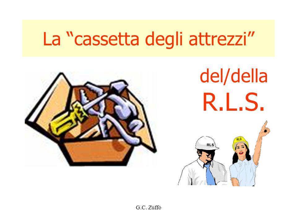 G.C. Zuffo La cassetta degli attrezzi del/della R.L.S.