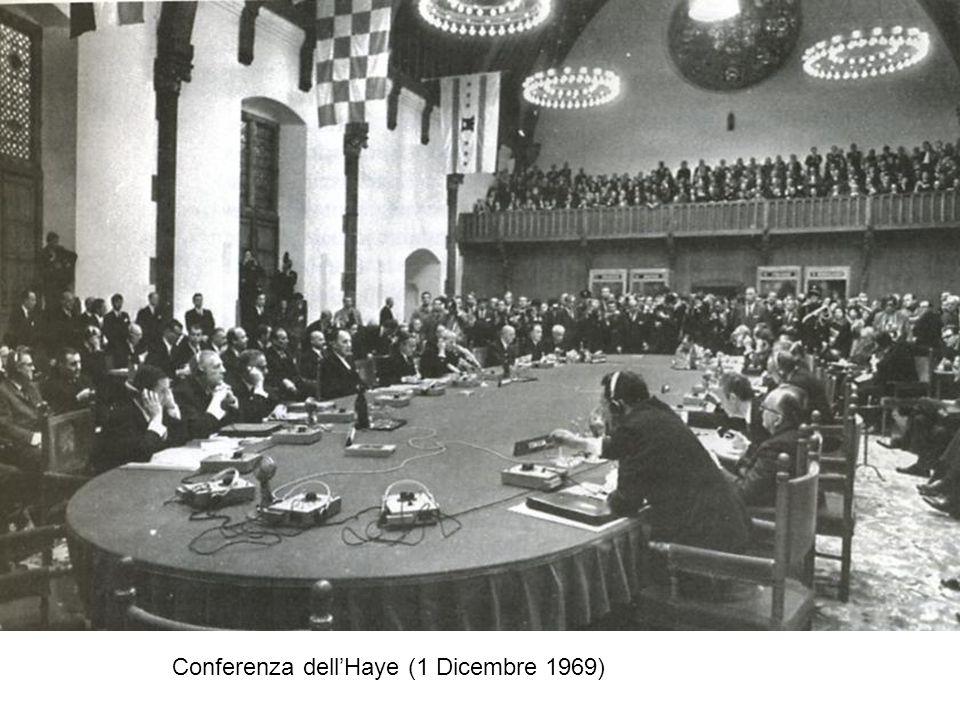 Conferenza dellHaye (1 Dicembre 1969)