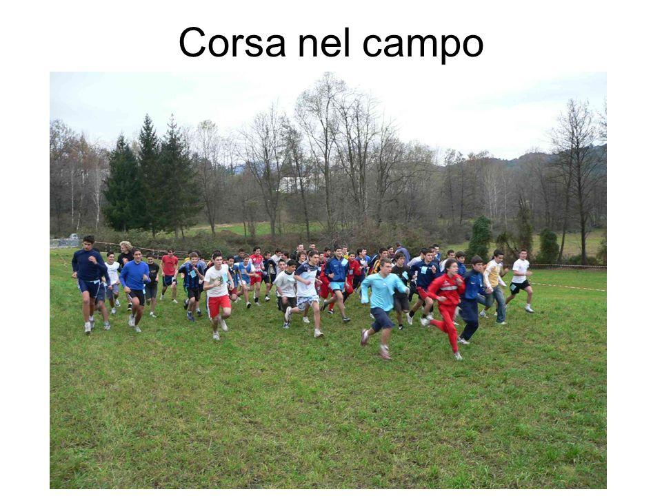 Corsa nel campo