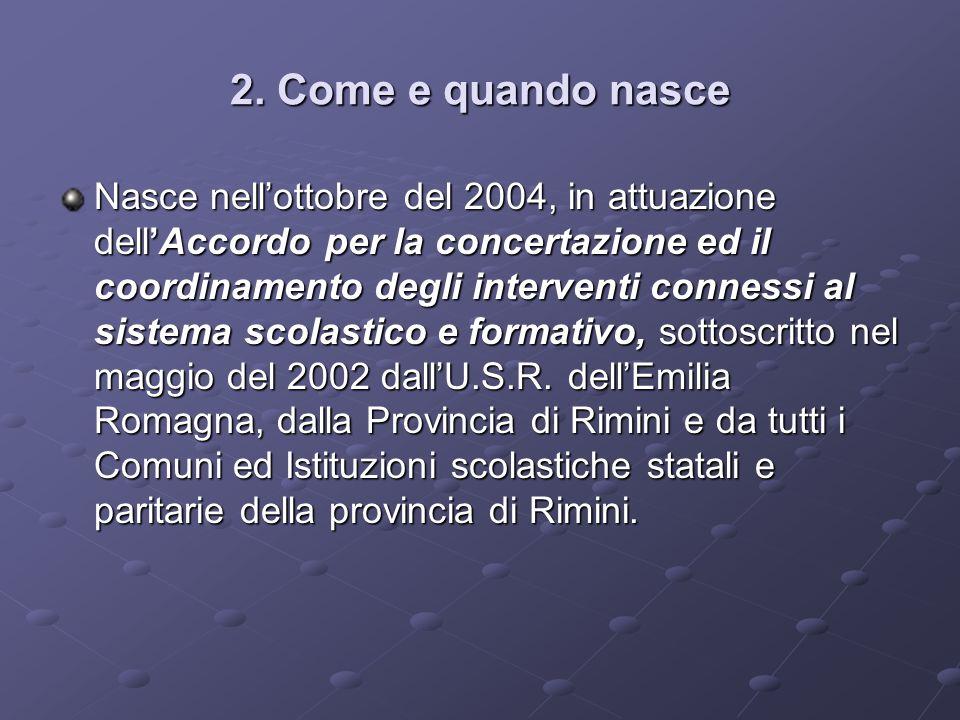 Scuola Secondaria di 2° grado di Rimini Alfabetizzazione I.P,S.C.T.