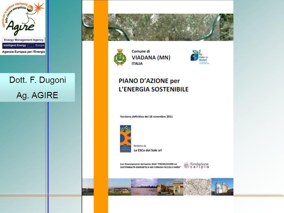 Comune di Viadana Dott. F. Dugoni Ag. AGIRE