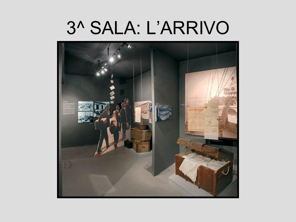 3^ SALA: LARRIVO