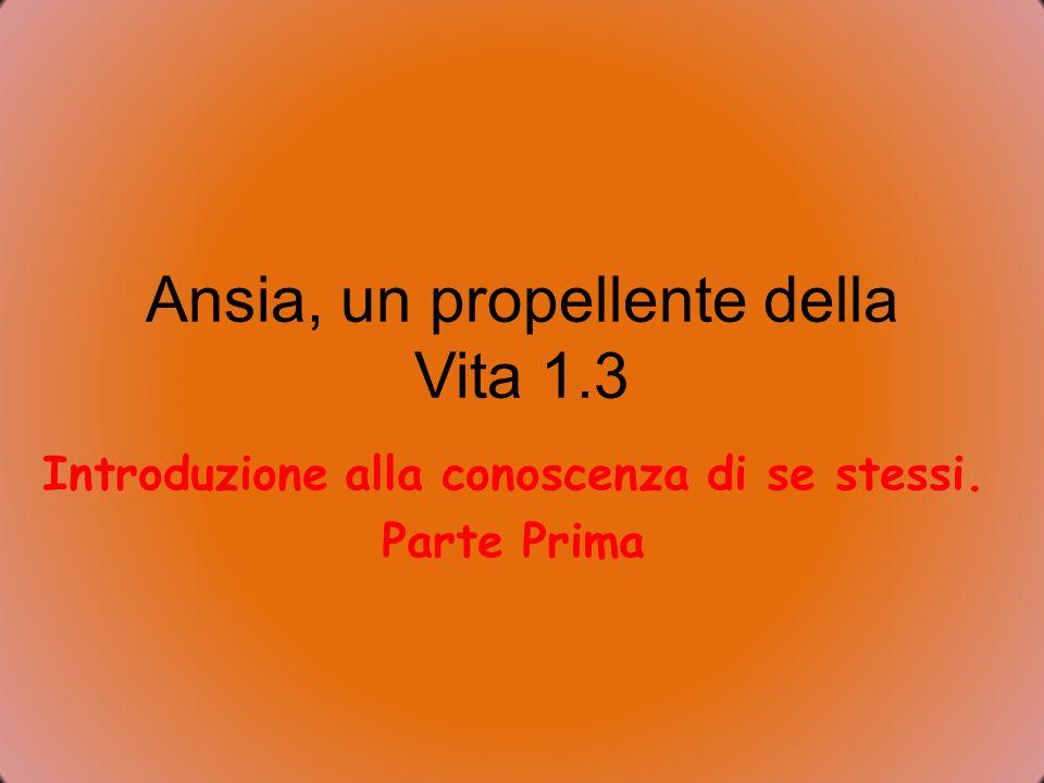 Significati del termine (dal Treccani) Ansia s.f.