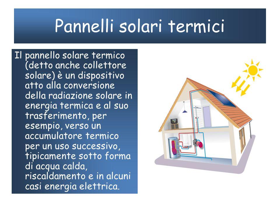 Centrali solari a specchi La centrale solare a specchi è costituita da un campo a specchi, i quali attirano i raggi solari mandandoli alla caldaia. I