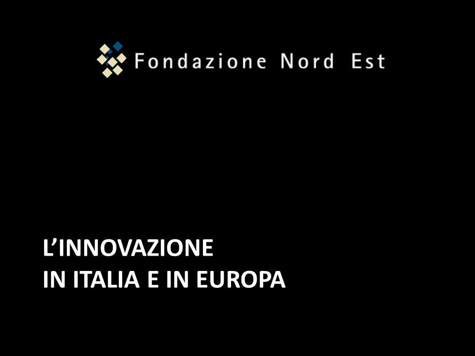 LINNOVAZIONE IN ITALIA E IN EUROPA