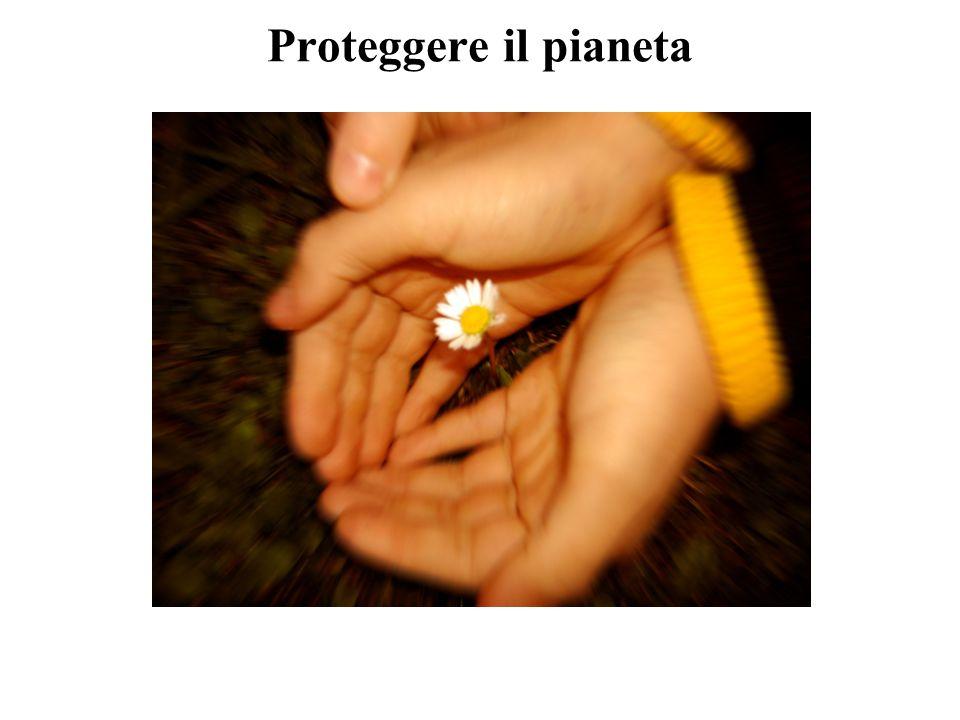 Proteggere il pianeta