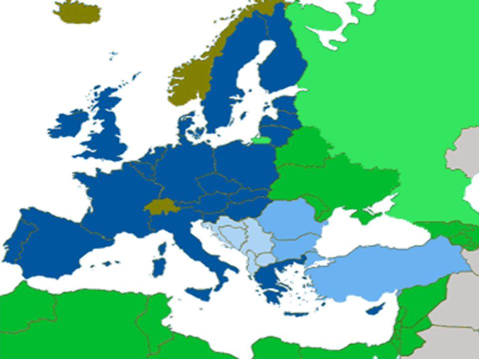 Cooperazione trans-regionale Lo Strumento di vicinato (ENPI) potrà anche finanziare progetti che coinvolgono gli stati membri allinterno di programmi regionali e tematici.