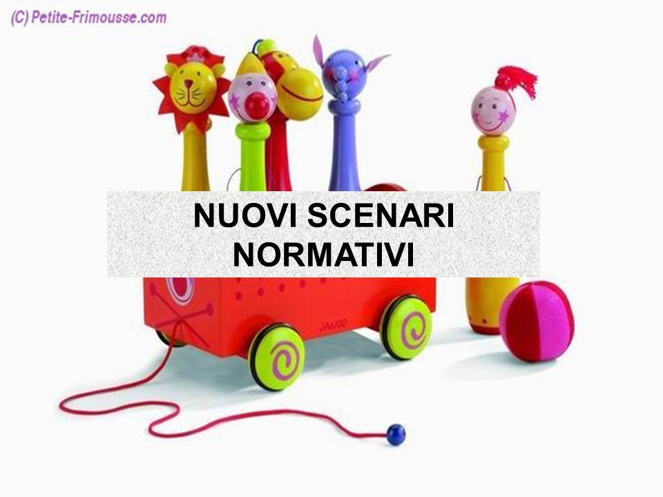 Laura Caseria 2010 NUOVI SCENARI NORMATIVI