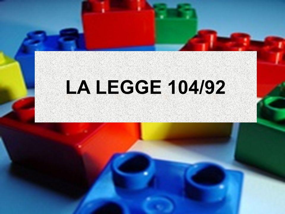 Laura Caseria 2010 LA LEGGE 104/92