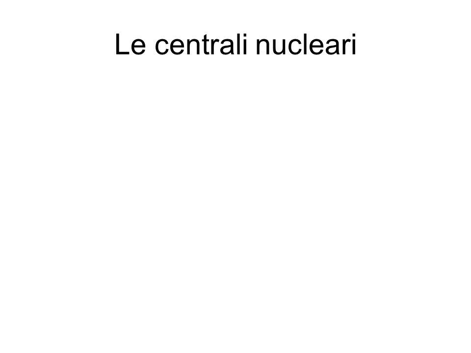 Lutilizzo del deuterio Un componente della centrale a scissione nucleare è il Deuterio (D).
