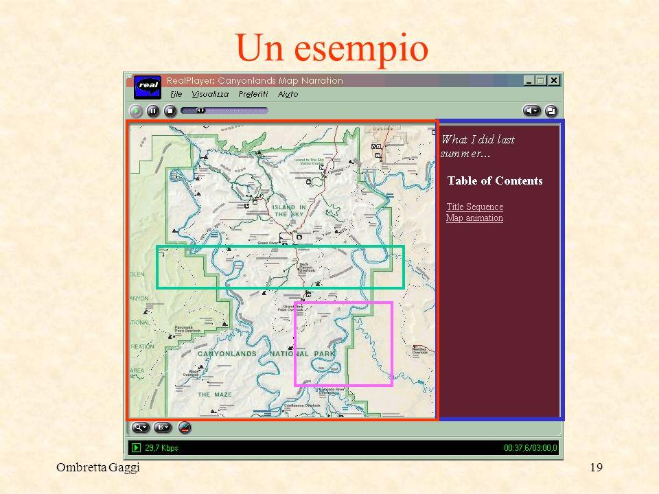 Ombretta Gaggi19 Un esempio