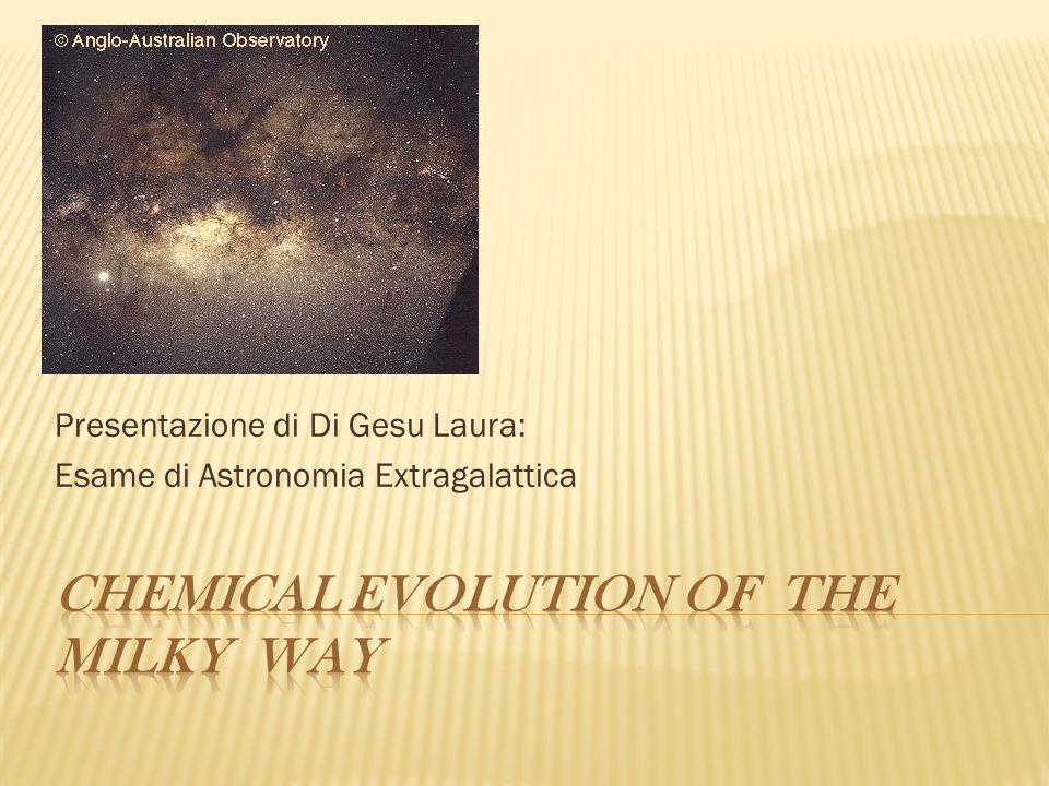 PRESENTAZIONE In questa presentazione vedremo: Quali sono le modalità di sintesi degli elementi chimici nelle stelle.