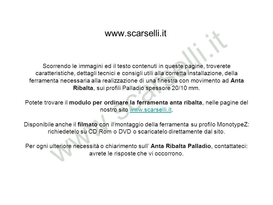 Scorrendo le immagini ed il testo contenuti in queste pagine, troverete caratteristiche, dettagli tecnici e consigli utili alla corretta installazione