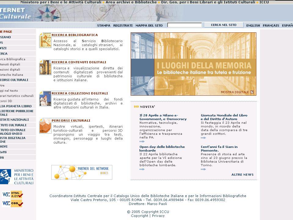 25 Progetti Il progetto della Biblioteca della Scienza italiana sarà costituito dai fondi già in parte presenti sul web della: Biblioteca digitale dei Lincei, Biblioteca Galileiana, Biblioteca della Scuola Galileiana.